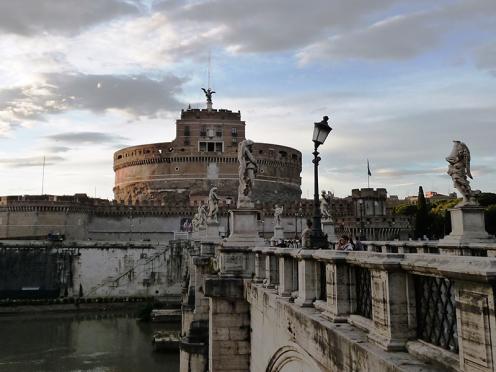 Castel St. Angelo in Rome