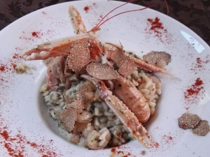 croatia-porec-shrimp-and-truffle-risotto