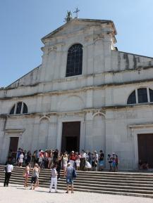 St. Euphemia Basilica in Rovinj