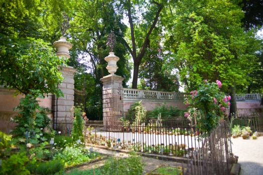 Since 1997 the Botanical Garden has been part of the Unesco World Heritage List
