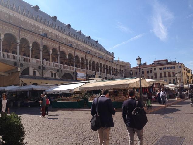 Padua markets
