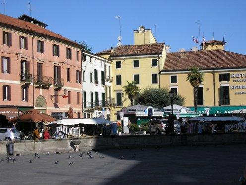 Piazza a Padova
