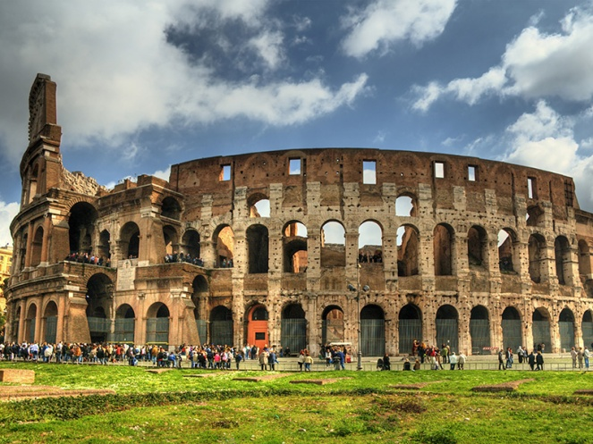 Colosseum – Most impressive building created in the Roman Empire
