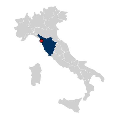 Viareggio in Tuscany