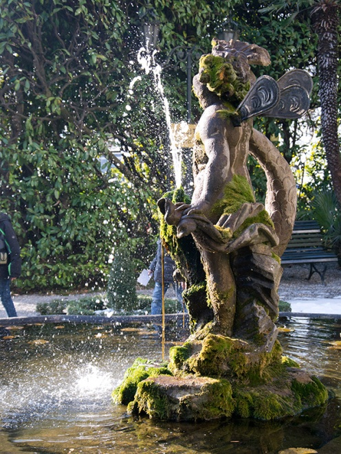 Beautiful Gardens at Villa Carlotta