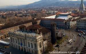 Theatre Regio, the Royal Theatre in Turin - Piedmont