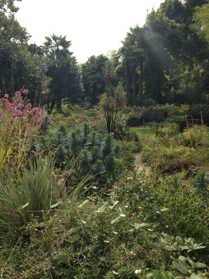 The Heller Garden is also called the Hruska Garden
