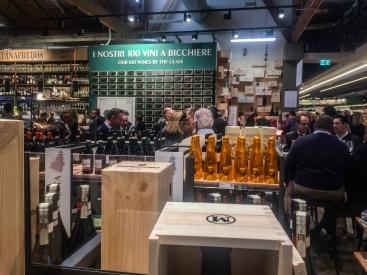 Wine cellar- 100 wines and snacks
