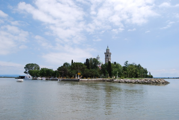 Boat trip to Barbana Island