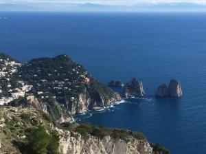 The natural beauty of Capri