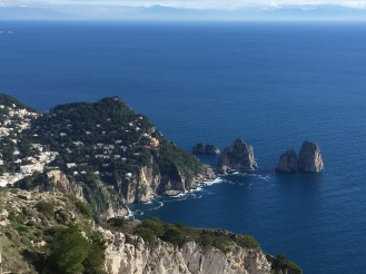 The natural beauty of Capri