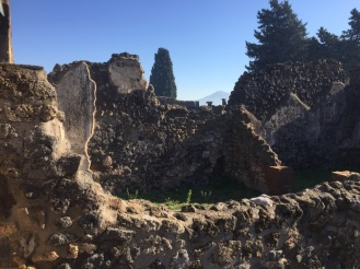 Pompeii is one of the most iconic archaeological sites