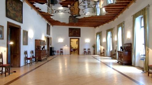 Lantieri Palace and its beautiful park