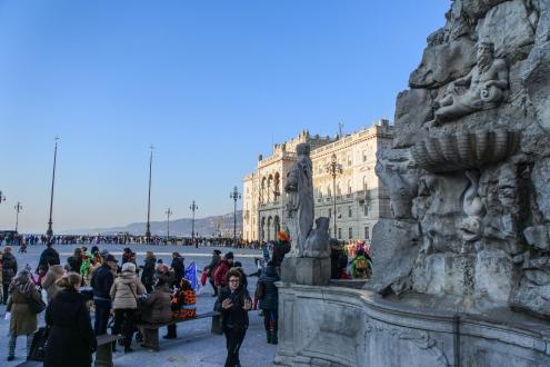 Trieste, Piazza dell'Unità