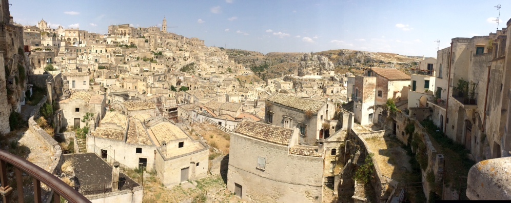 Ancient town of Matera