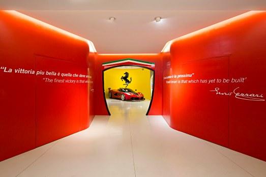 Emilia Romagna | Ferrari museum