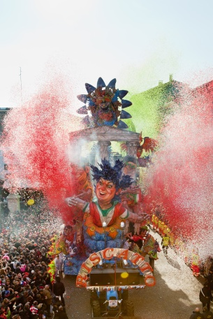 Emilia Romagna | Carnival of Cento