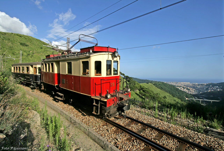 Ferrovia Genova Casella