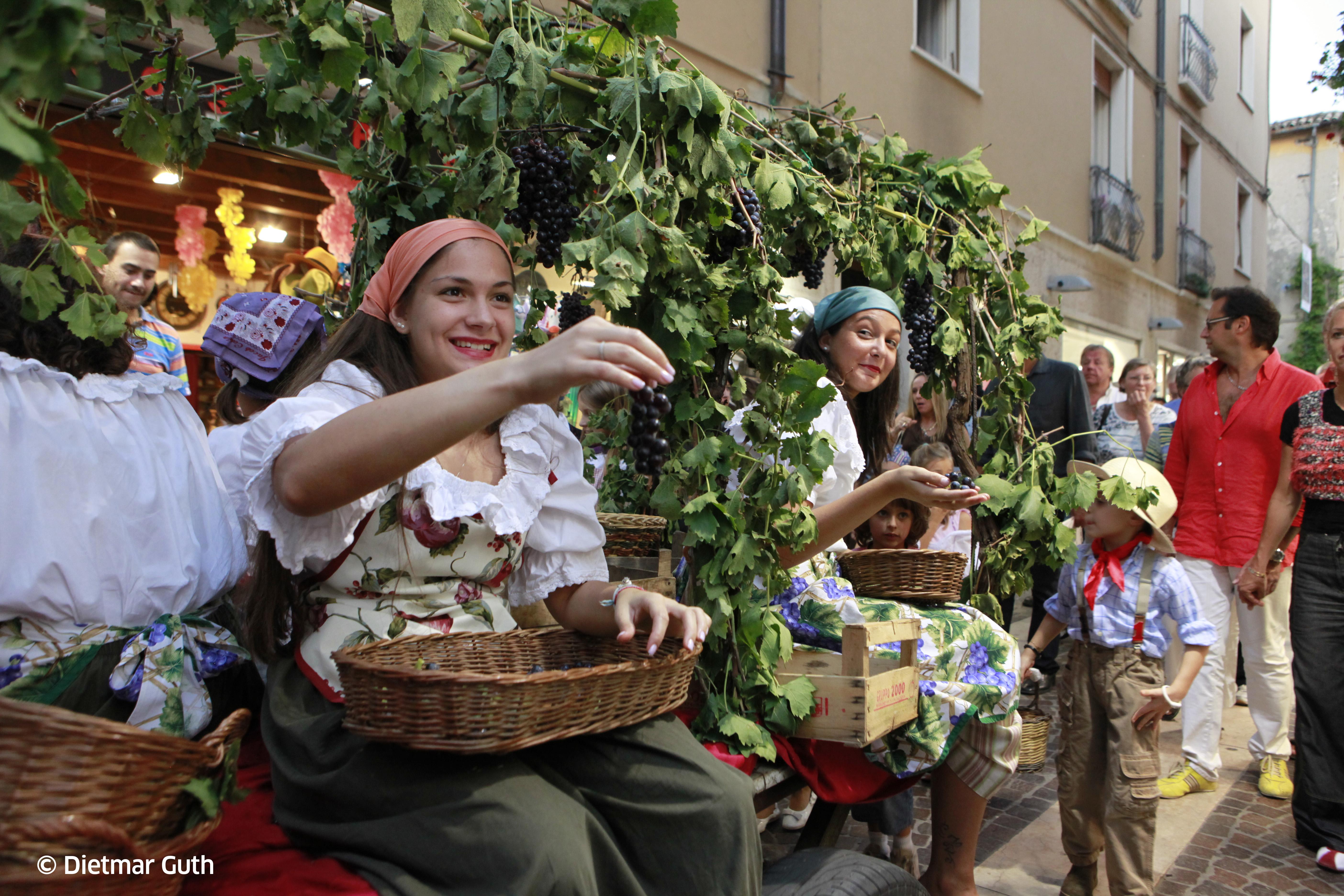 Festa Dell'Uva Bardolino